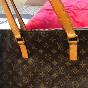Louis Vuitton Bags - AUTHENTIC LV shoulder monogram bag Cabas Piano